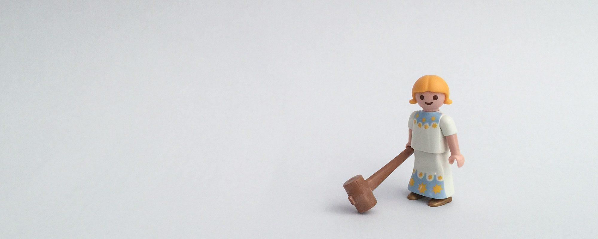 Themen der Pubertät: Wahn, Zerstörung und Aufbau